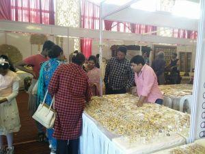 Event at Palace sheesh Mahal